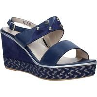 Pantofi Femei Sandale  Melluso HR70814 Albastru