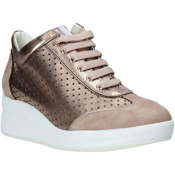 Pantofi Femei Pantofi sport Casual Melluso HR20221 Roz
