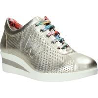 Pantofi Femei Pantofi sport Casual Melluso HR20110 Aur