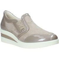 Pantofi Femei Pantofi Slip on Melluso R2180X Bej