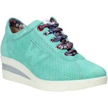 Pantofi Femei Pantofi sport Casual Melluso HR20110 Verde