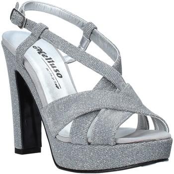 Pantofi Femei Sandale  Melluso HJ440 Argint