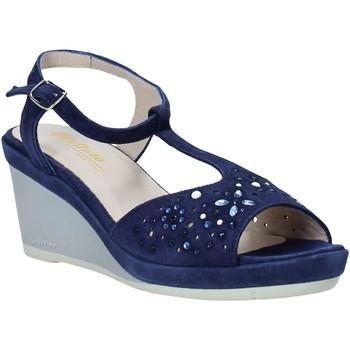 Pantofi Femei Sandale  Melluso HR70511 Albastru