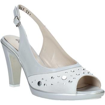 Pantofi Femei Sandale  Melluso HR50131 Gri