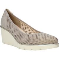 Pantofi Femei Mocasini Melluso HR2510 Bej