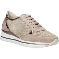 Pantofi Femei Pantofi sport Casual Melluso HR20033 Roz