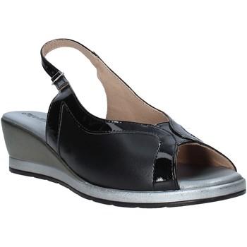 Pantofi Femei Sandale  Melluso 037110X Negru