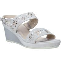 Pantofi Femei Sandale  Melluso HR70512 Gri