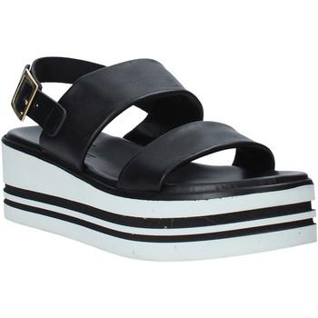 Pantofi Femei Sandale  Melluso .09604X Negru