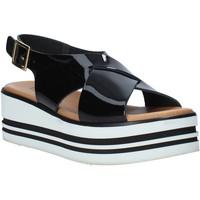 Pantofi Femei Sandale  Melluso 09603X Negru