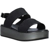Pantofi Femei Sandale  Melluso 09620X Negru