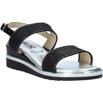 Pantofi Femei Sandale  Melluso H037073 Negru