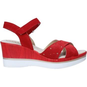 Pantofi Femei Sandale  Melluso 037064F Roșu