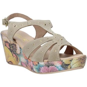 Pantofi Femei Sandale  Melluso H037040 Bej