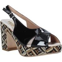 Pantofi Femei Sandale  Melluso H037080 Negru