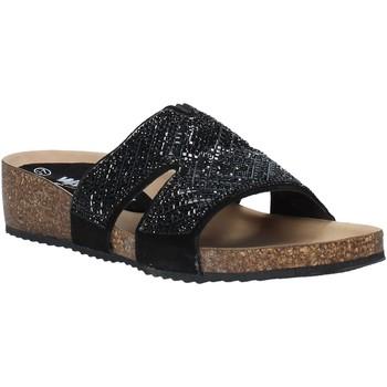 Pantofi Femei Papuci de vară Melluso 03463X Negru
