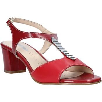 Pantofi Femei Sandale  Melluso K95352 Roșu