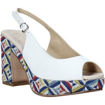 Pantofi Femei Sandale  Melluso .037081 Alb