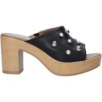 Pantofi Femei Șlapi Melluso HR80101 Negru