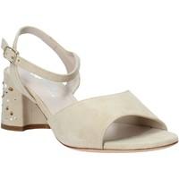 Pantofi Femei Sandale  Melluso HS531 Bej