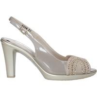 Pantofi Femei Sandale  Melluso HR50117 Gri