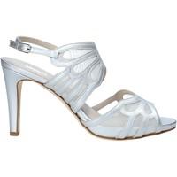 Pantofi Femei Sandale  Melluso HS845 Argint