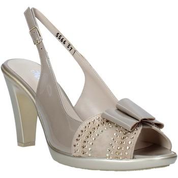 Pantofi Femei Sandale  Melluso HR50124 Gri