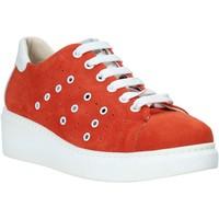 Pantofi Femei Pantofi sport Casual Melluso HR20715 Roșu