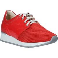 Pantofi Femei Pantofi sport Casual Melluso HR20012 Roșu