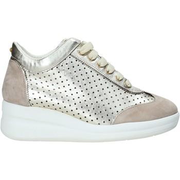 Pantofi Femei Pantofi sport Casual Melluso HR20221 Aur