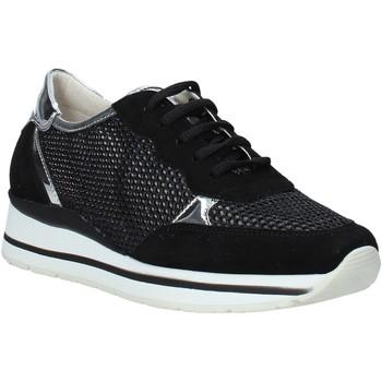 Pantofi Femei Pantofi sport Casual Melluso HR20033 Negru