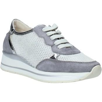 Pantofi Femei Pantofi sport Casual Melluso HR20033 Gri