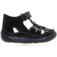 Pantofi Copii Sandale  Falcotto 1500812 04 Negru