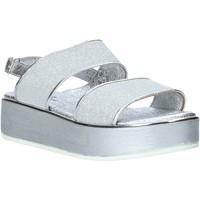 Pantofi Femei Sandale  Melluso 09620X Argint