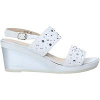Pantofi Femei Sandale  Melluso HR70531 Gri