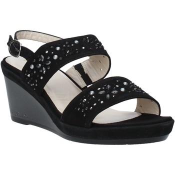 Pantofi Femei Sandale  Melluso HR70512 Negru