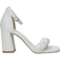 Pantofi Femei Sandale  Grace Shoes 6293A035 Alb