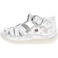 Pantofi Copii Sandale  Falcotto 1500660 04 Alb