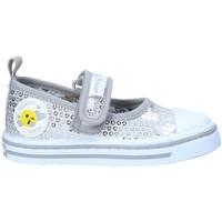 Pantofi Fete Tenis Primigi 7445522 Argint