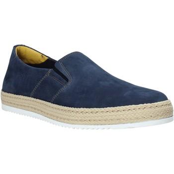 Pantofi Bărbați Mocasini Valleverde 20890 Albastru