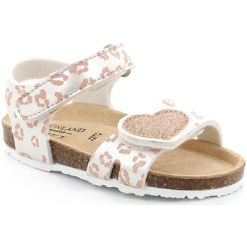 Pantofi Fete Sandale  Grunland SB1720 Roz