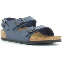 Pantofi Copii Sandale  Birkenstock 233083 Albastru