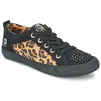Pantofi Femei Pantofi sport Casual Diesel LEOPAR Negru