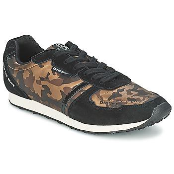 Pantofi Femei Pantofi sport Casual Diesel CAMOUFLAGE Maro