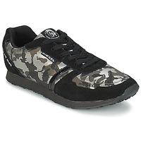 Pantofi Femei Pantofi sport Casual Diesel CAMOUFLAGE Negru