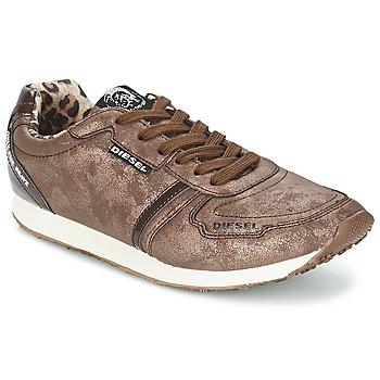 Pantofi Femei Pantofi sport Casual Diesel METAL Maro
