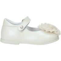 Pantofi Fete Balerin și Balerini cu curea Naturino 2014715 01 Bej