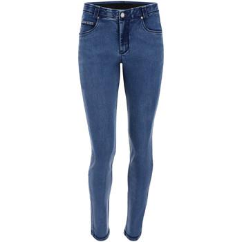 Îmbracaminte Femei Jeans skinny Freddy BLACK1RS101 Albastru