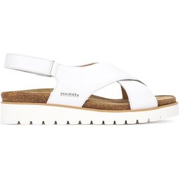 Pantofi Femei Sandale  Mephisto P5131063 Alb