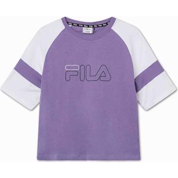 Îmbracaminte Copii Tricouri mânecă scurtă Fila 683330 Violet